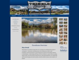 trimblecrossing.com screenshot