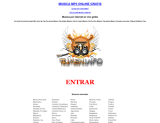 trimen.info screenshot