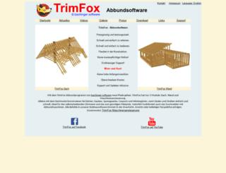 trimfox.com screenshot