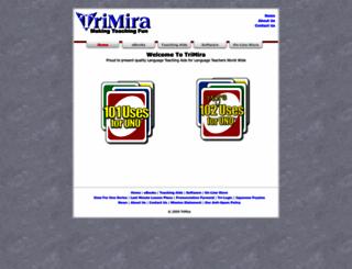 trimira.com screenshot
