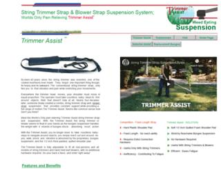 trimmerassist.net screenshot