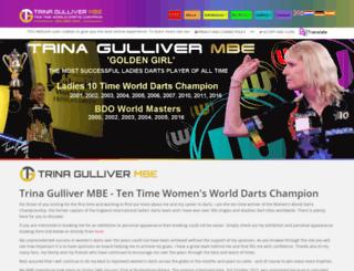 trina-gulliver.com screenshot