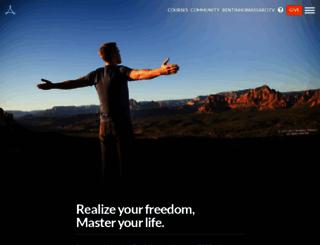 trinfinityacademy.com screenshot