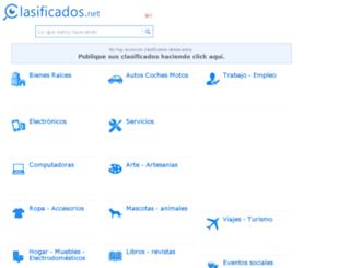 trinidad-y-tobago.clasificados.net screenshot