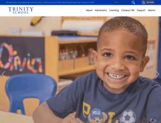 trinityatl.org screenshot