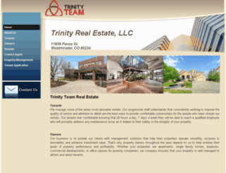trinityrealestatellc.propertyware.com screenshot