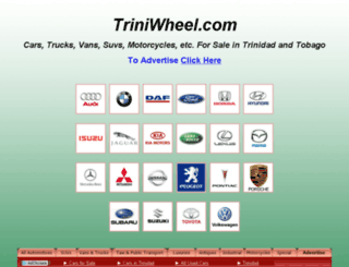 triniwheels.com screenshot