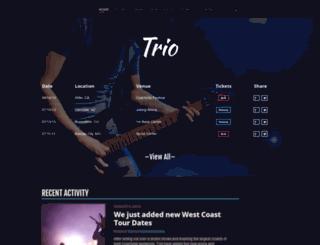 trio.progressionstudios.com screenshot