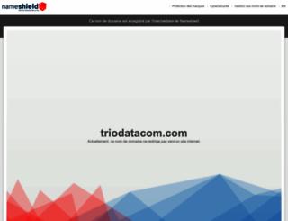 triodatacom.com screenshot