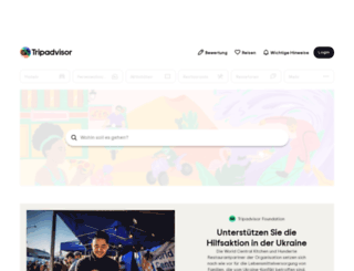 tripadvisor.ch screenshot