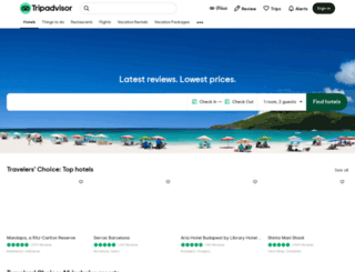 tripadvisor.com.co screenshot