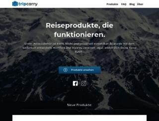 tripcarry.com screenshot