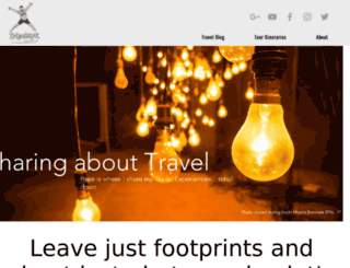 tripdayz.com screenshot