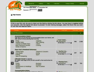 tripforums.com screenshot