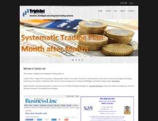 tripleint.com screenshot