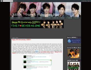 triplesphilippines.blogspot.com screenshot