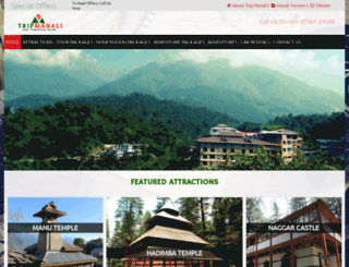 tripmanali.com screenshot