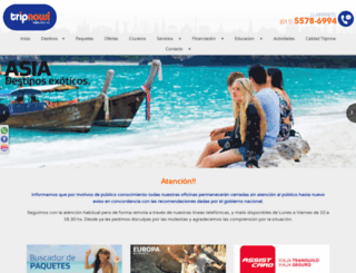 tripnow.com.ar screenshot