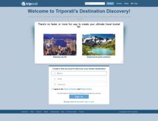 triporati.com screenshot