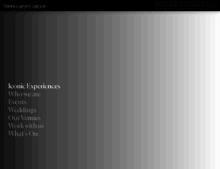 trippaswhite.com.au screenshot
