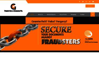tripplegee.com screenshot