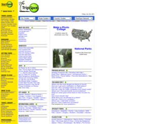 tripspot.com screenshot