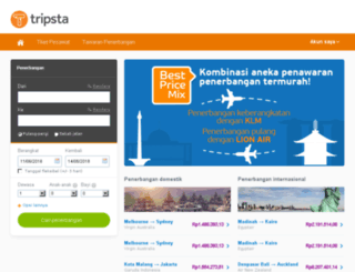tripsta.co.id screenshot