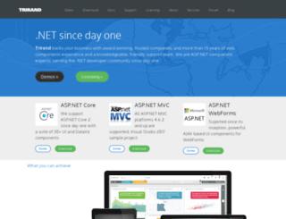 trirand.net screenshot