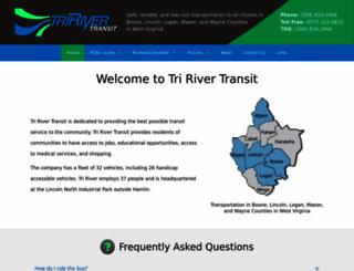 tririver.org screenshot