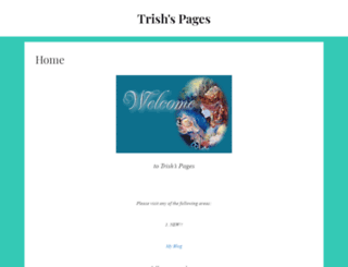 trishs.net screenshot