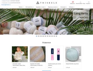 triskeli.ru screenshot