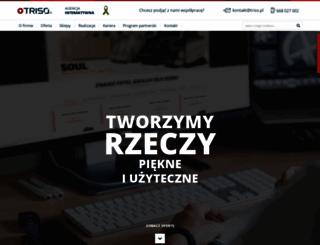 triso.pl screenshot