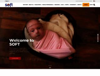 trisomy.org screenshot