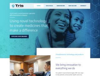 trispharma.com screenshot
