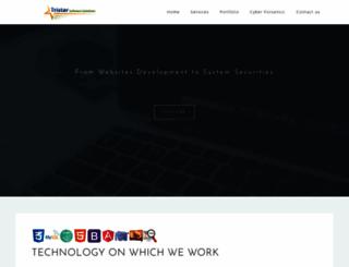 tristarsoftwares.com screenshot