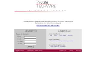 tristatetechwire.com screenshot