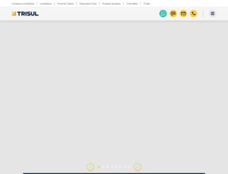trisul-sa.com.br screenshot