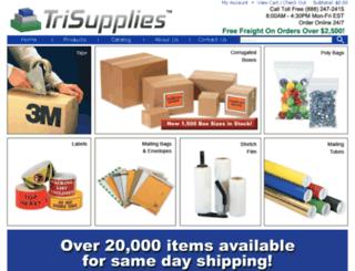 trisupplies.shoppkg.com screenshot