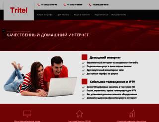 tritel.net.ru screenshot