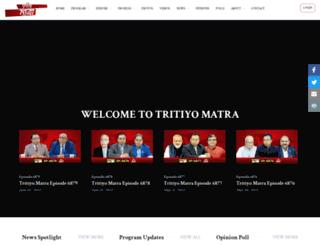 tritiyomatra.com screenshot