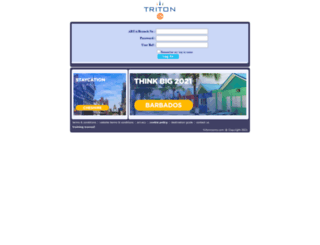 tritonrooms.com screenshot