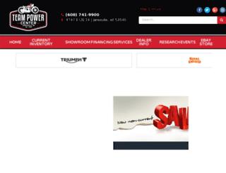 triumph1.com screenshot