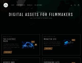 triunefilms.com screenshot