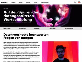 trivadis.com screenshot