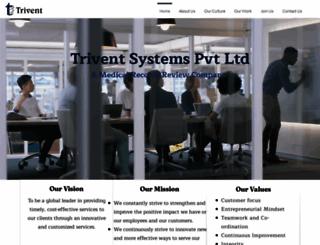 triventsys.com screenshot
