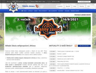 trivisjihlava.cz screenshot