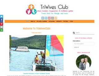 triwivesclub.com screenshot