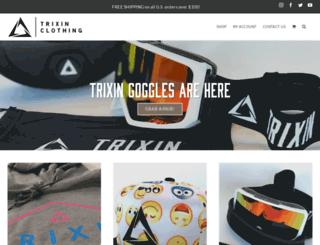 trixin.com screenshot