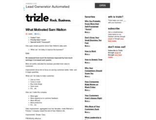 trizle.com screenshot
