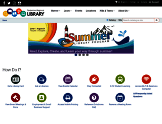 trl.org screenshot